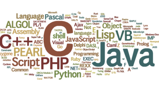 Описания популярных языков программирования